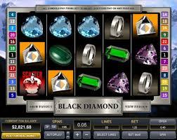 Black Diamond slot Casino Game