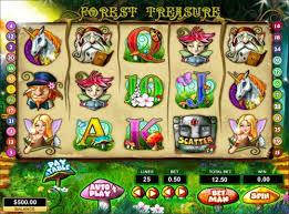 Forest Treasure Casino Game