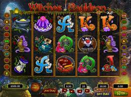 Witches Cauldron Casino Game